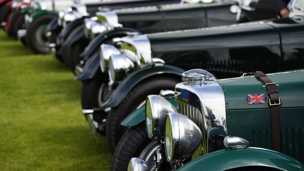 2015 Aston Martin Owners Club Spring Concours pre-war
