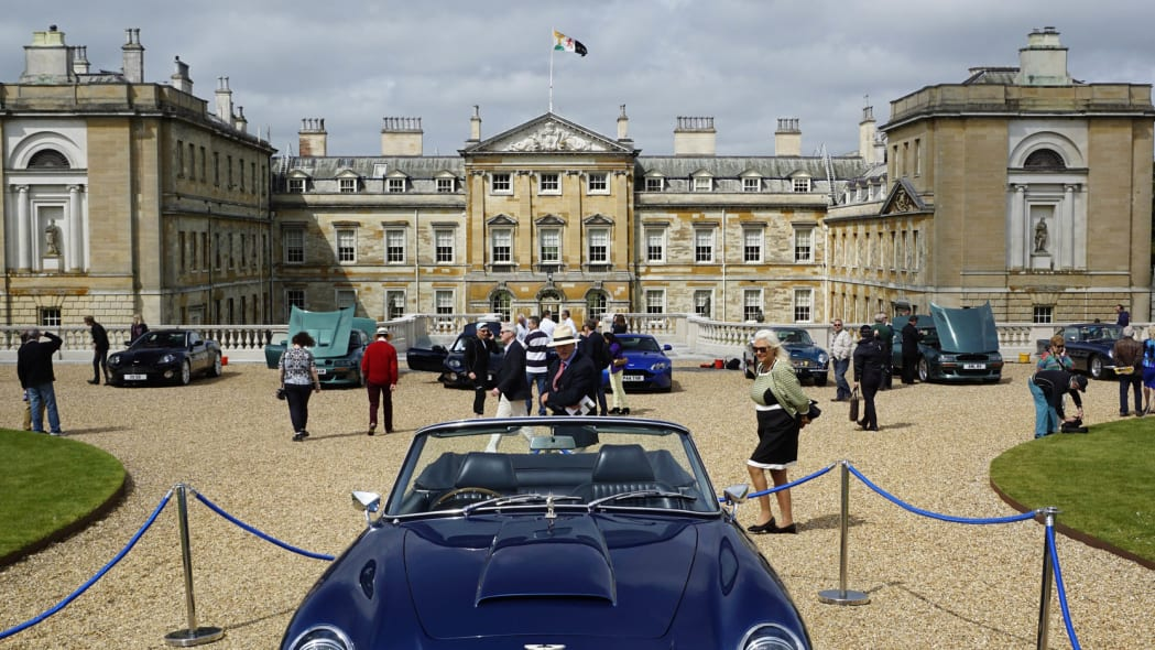 2015 Aston Martin Owners Club Spring Concours DB