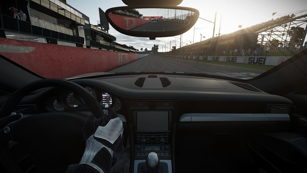 cockpit racing ruf project cars