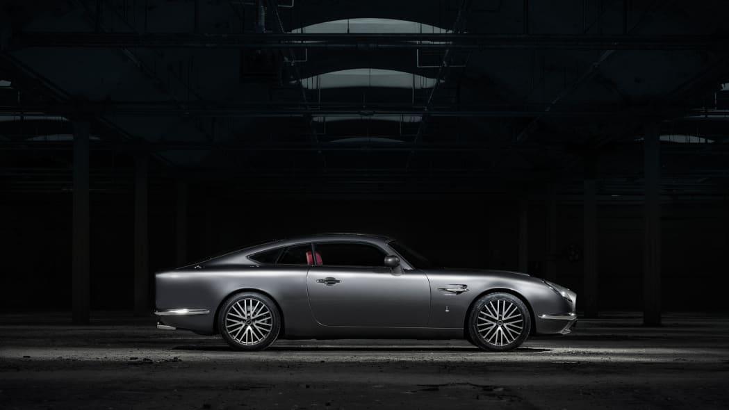 silver david brown automotive speedback gt profile