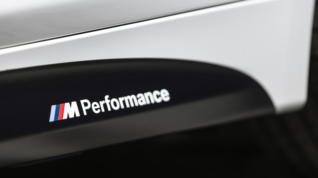 BMW 435i ZHP Edition Coupe side sill