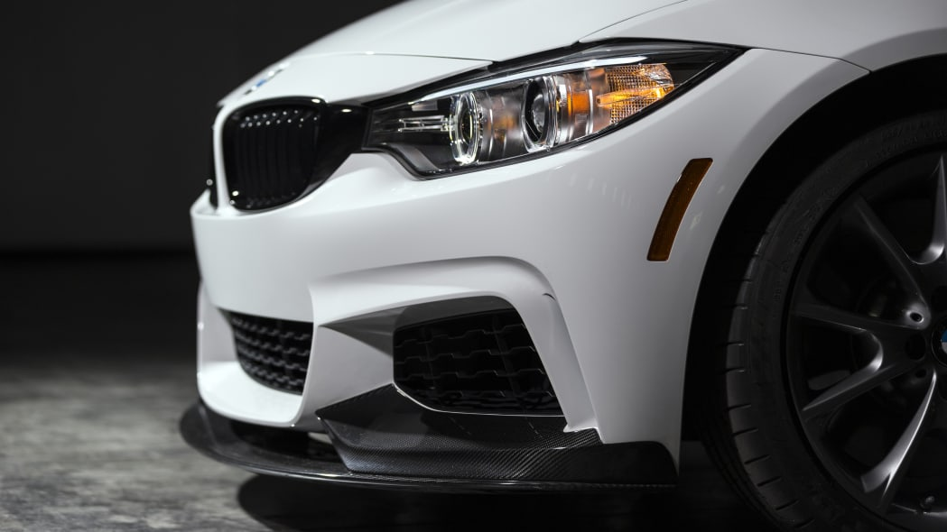 BMW 435i ZHP Edition Coupe front grille