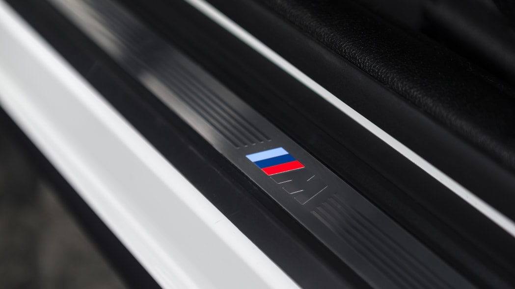 BMW 435i ZHP Edition Coupe sill tread plate