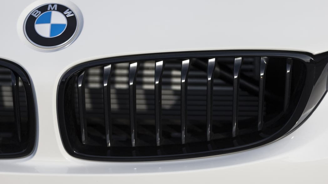 BMW 435i ZHP Edition Coupe grille