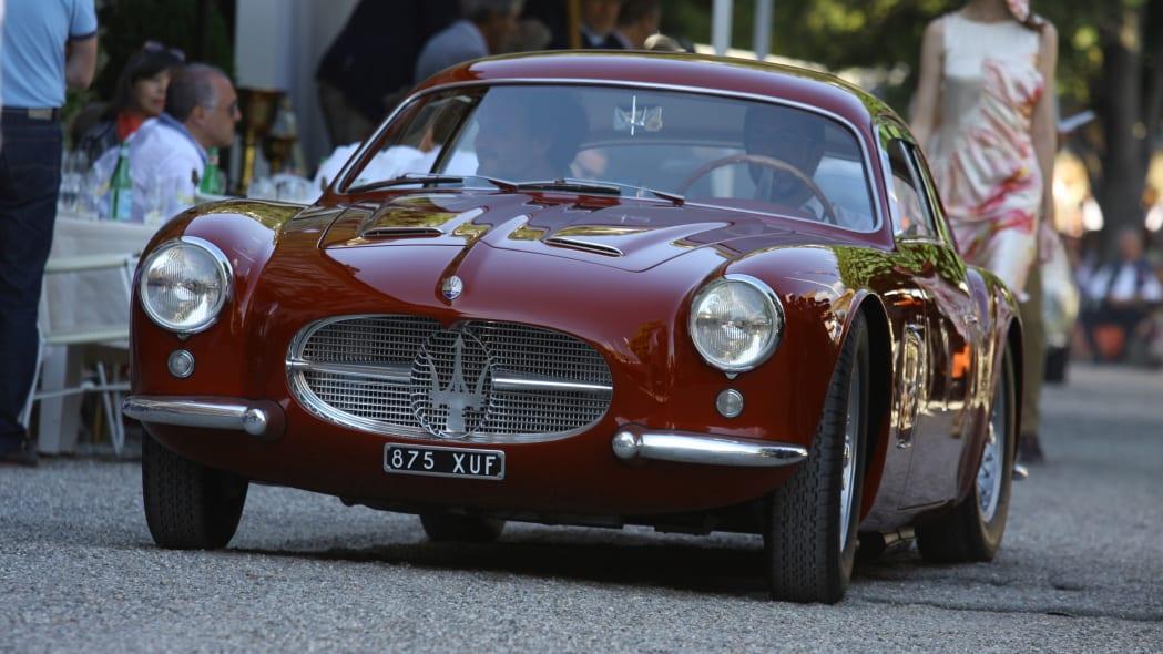 1954 Maserati A6G54 Zagato
