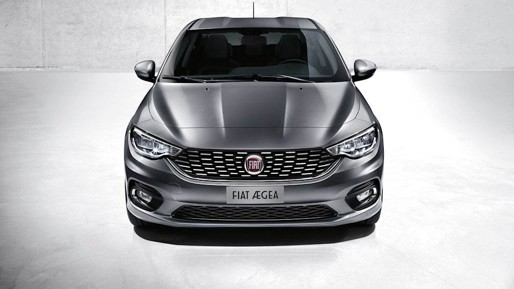 Fiat Aegea Project front