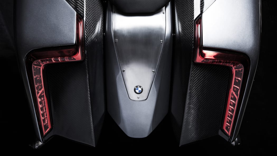 BMW Motorrad Concept 101 tail