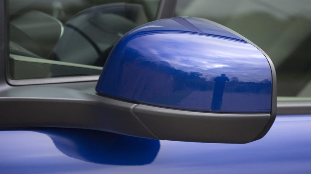 2015 Ford Transit Connect Wagon side mirror