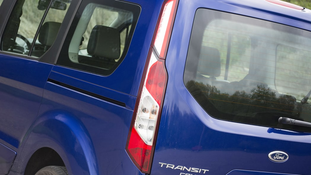 2015 Ford Transit Connect Wagon taillight