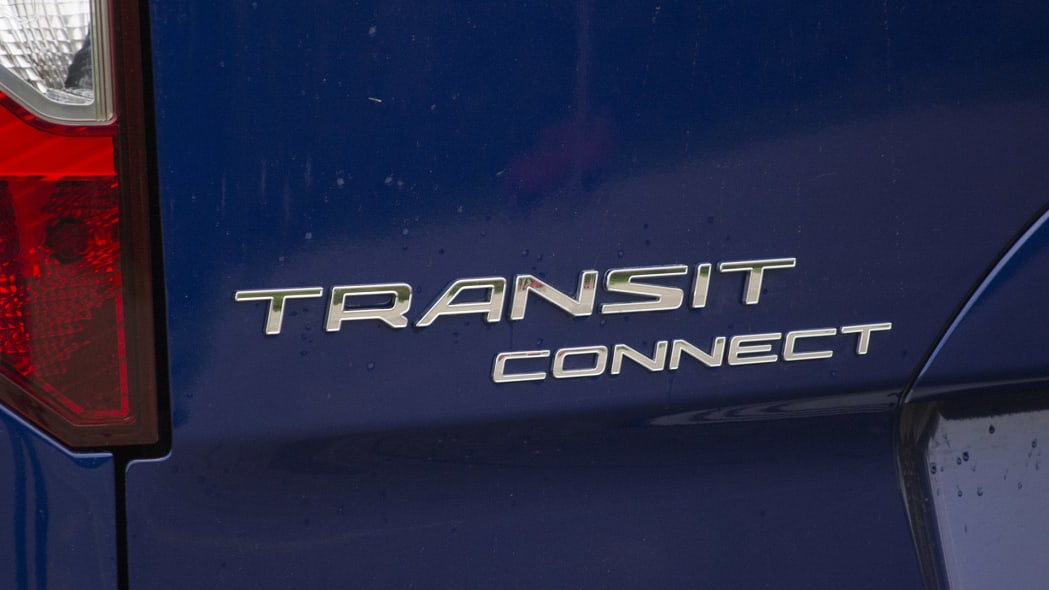 2015 Ford Transit Connect Wagon badge