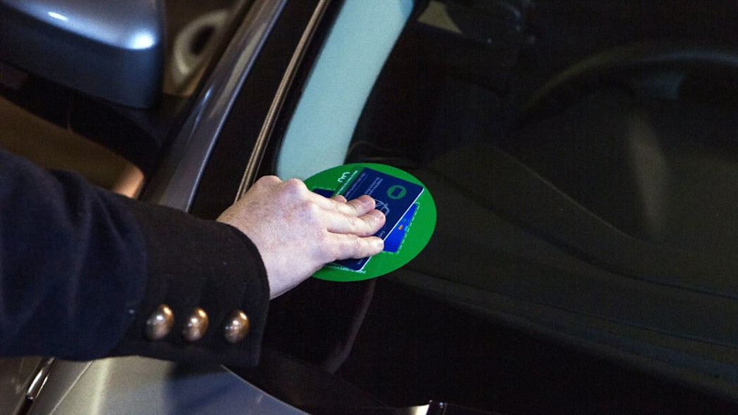 ford godrive carsharing in london card