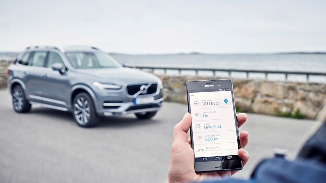 Volvo On Call for Android