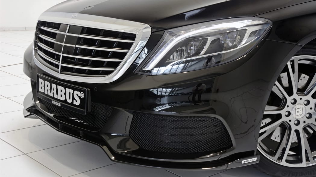 Brabus PowerXtra B50 Hybrid headlight