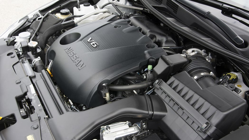 2016 Nissan Maxima engine