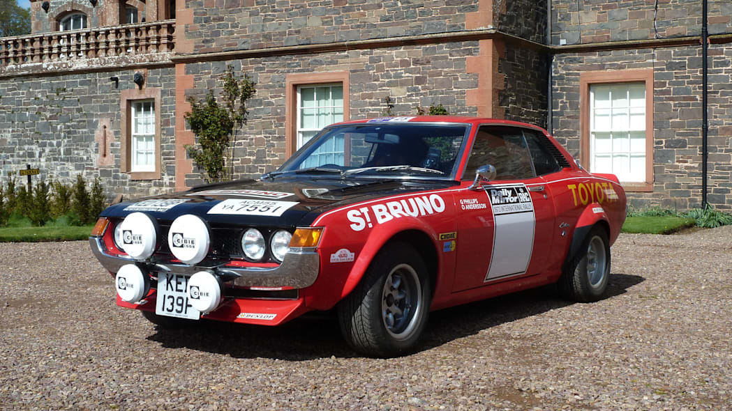 Ove Andersson Toyota Celica 1600GT