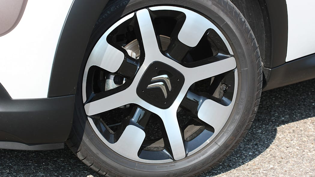 2015 Citroën C4 Cactus wheel