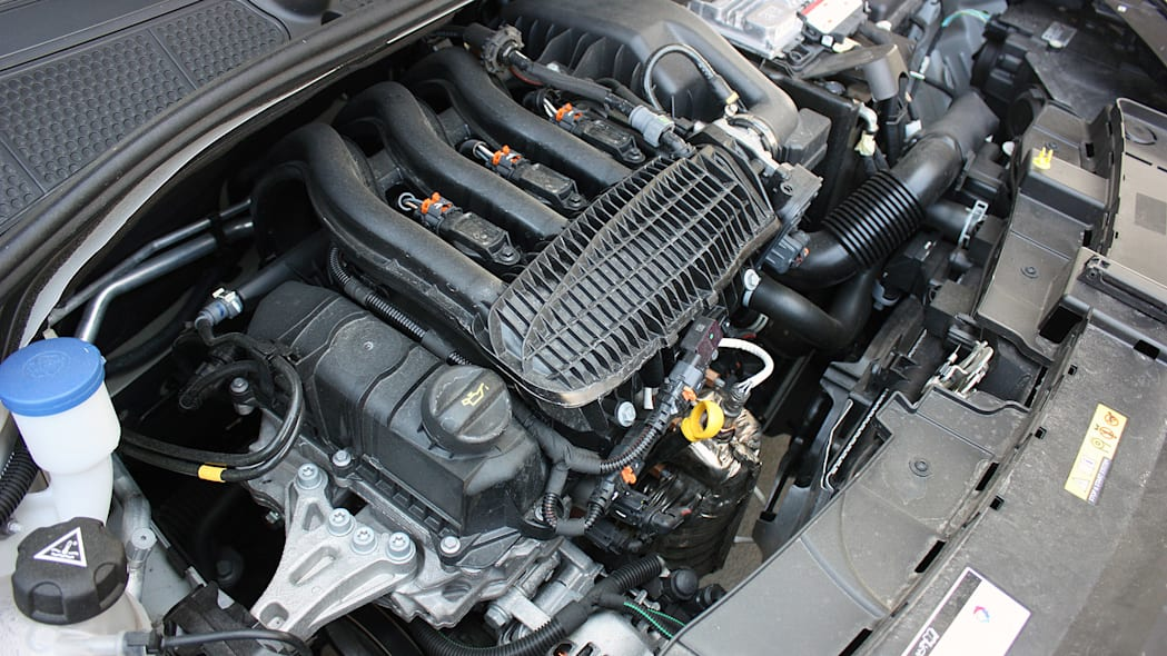 2015 Citroën C4 Cactus engine