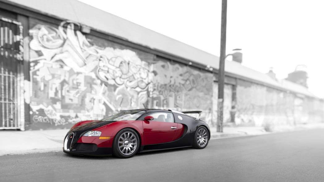 Bugatti Veyron #1 RM Sotheby's The Pinnacle Portfolio