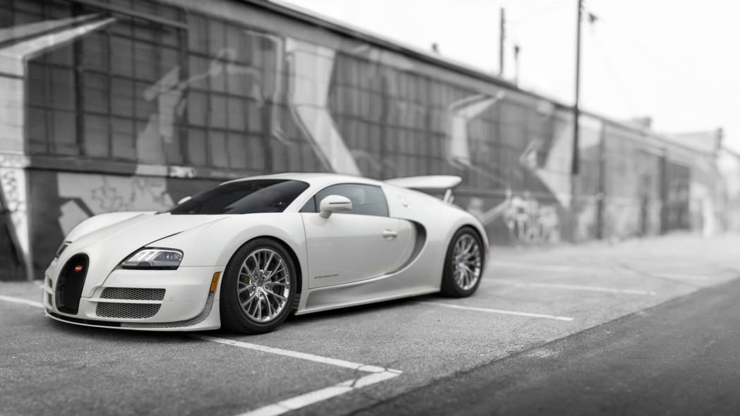 Bugatti Veyron Super Sport #300 RM Sotheby's The Pinnacle Portfolio