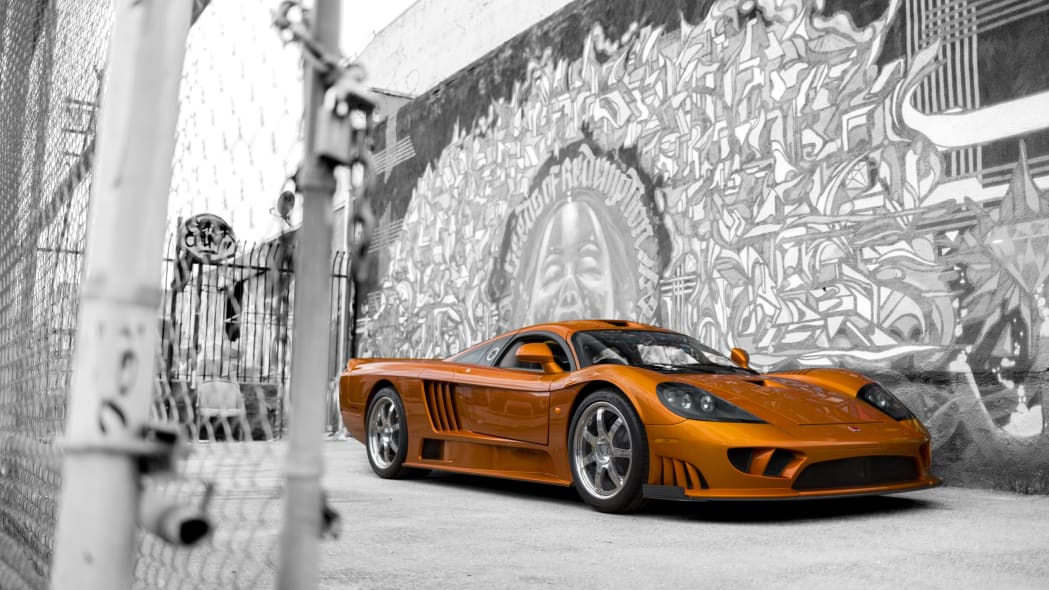 Saleen S7 RM Sotheby's The Pinnacle Portfolio