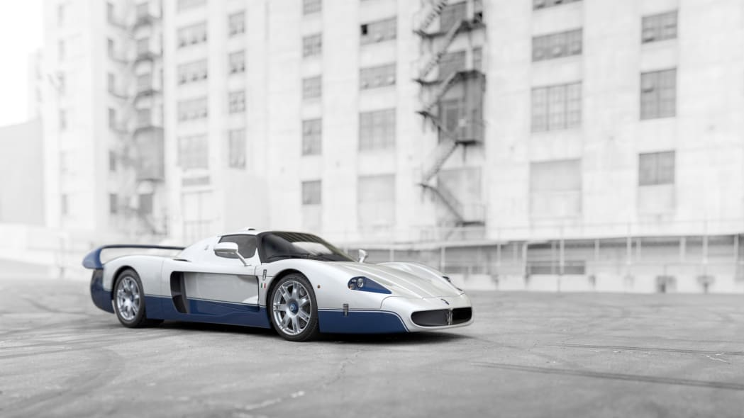 Maserati MC12 RM Sotheby's The Pinnacle Portfolio