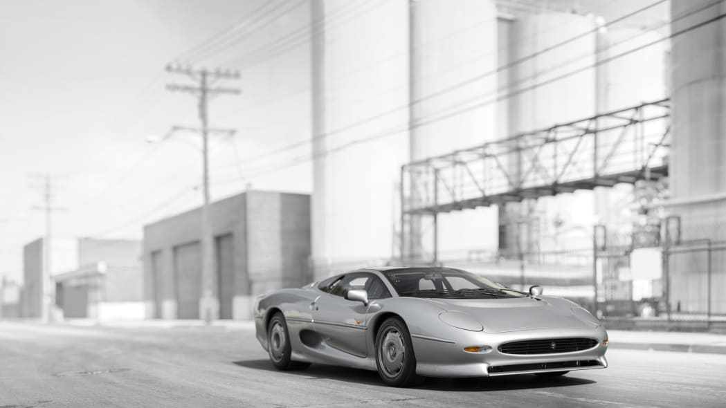 Jaguar XJ220 RM Sotheby's The Pinnacle Portfolio