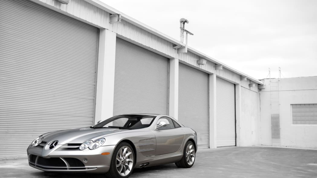 Mercedes-Benz SLR McLaren RM Sotheby's The Pinnacle Portfolio
