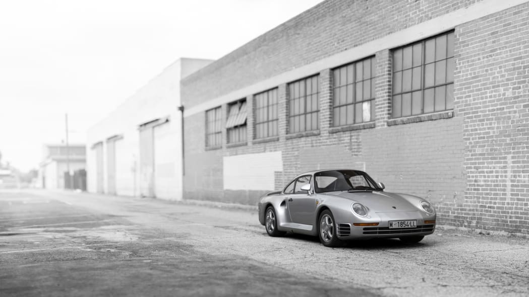 Porsche 959 RM Sotheby's The Pinnacle Portfolio
