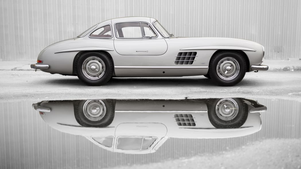 Mercedes 300 SL Gullwing RM Sotheby's The Pinnacle Portfolio