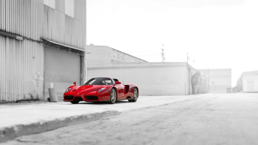 Ferrari Enzo RM Sotheby's The Pinnacle Portfolio