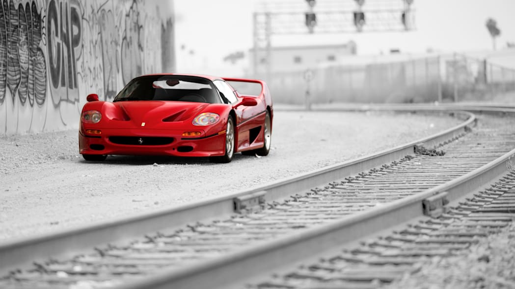 Ferrari F50 RM Sotheby's The Pinnacle Portfolio