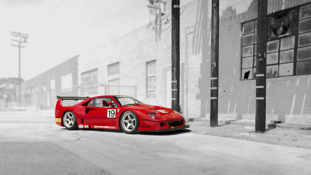 Ferrari F40 LM RM Sotheby's The Pinnacle Portfolio