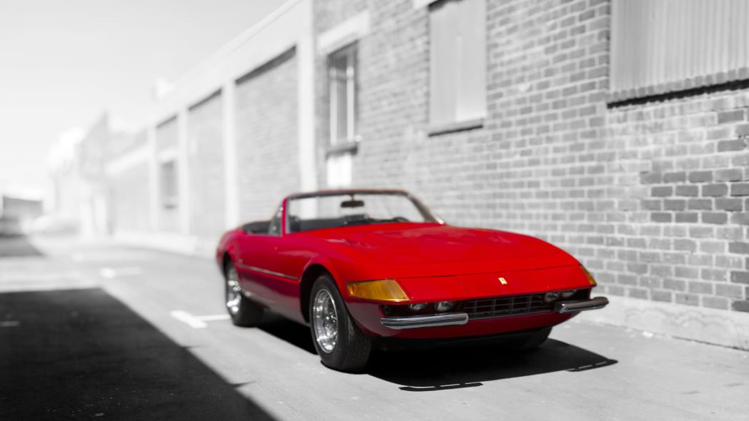 Ferrari 365 GTB/4 Daytona Spider RM Sotheby's The Pinnacle Portfolio