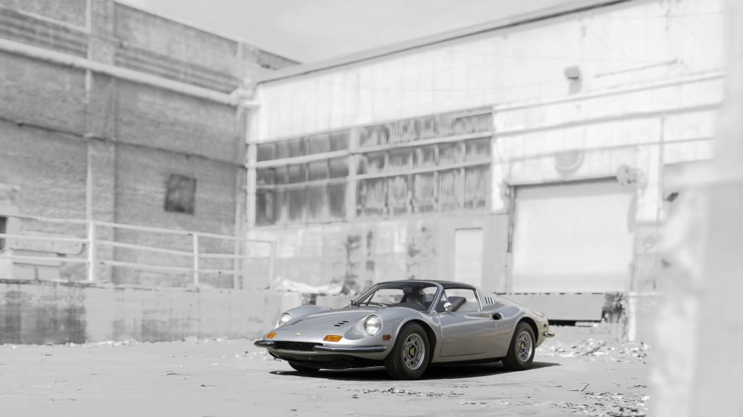 Ferrari Dino 246 GTS RM Sotheby's The Pinnacle Portfolio