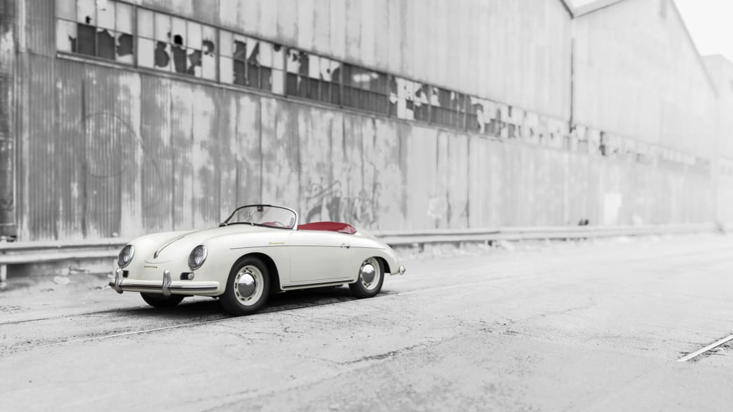 Porsche 356 Speedster RM Sotheby's The Pinnacle Portfolio