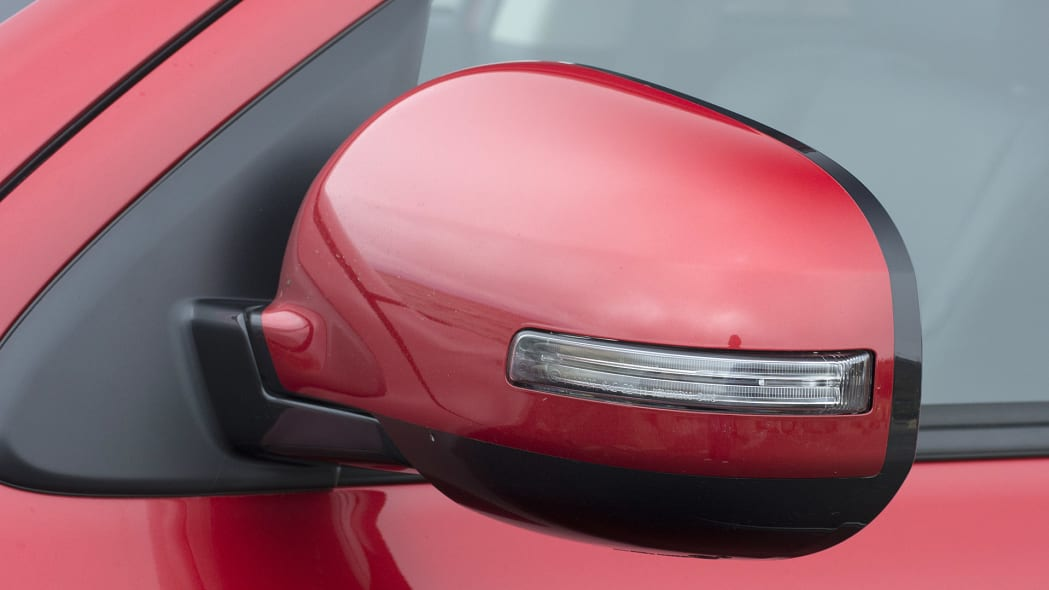 2016 Mitsubishi Outlander side mirror