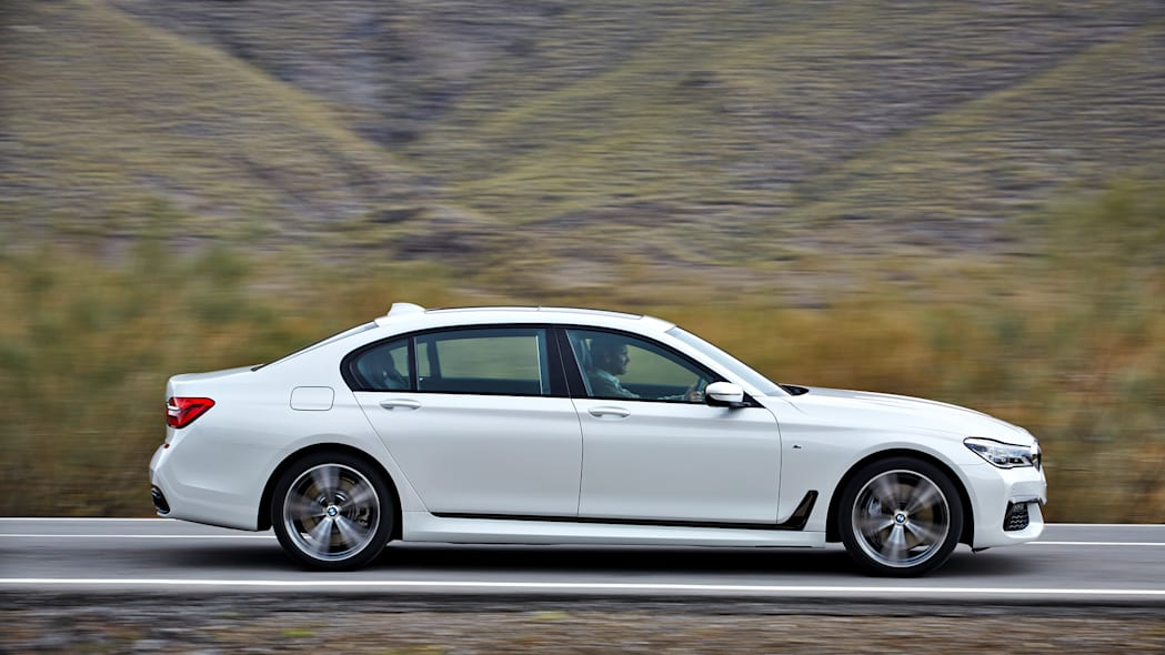 bmw profile moving 7 series 2016