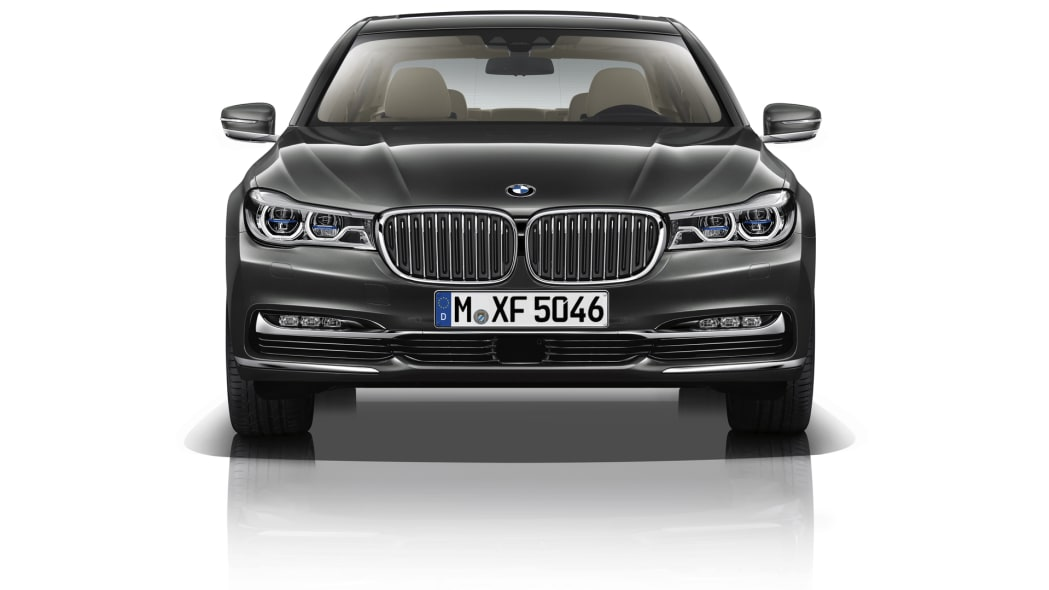 front headlights bmw grille 7 series