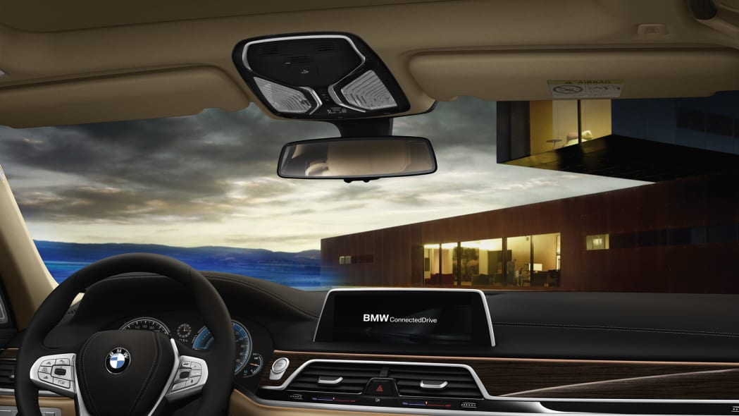 cabin bmw house 7 series 2016