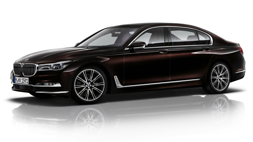 2016 bmw exclusive 7 series