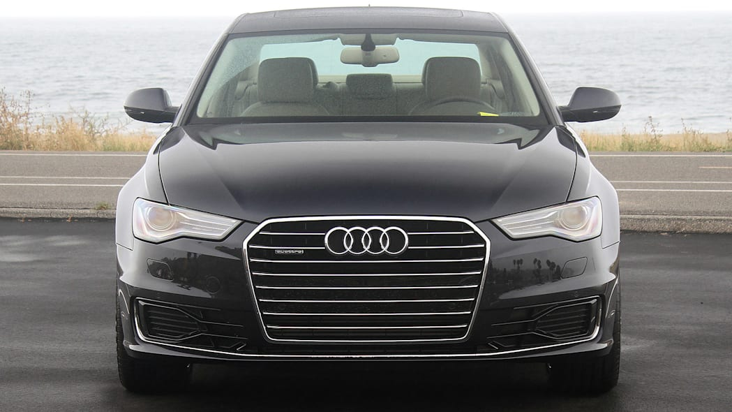 2016 Audi A6 front view