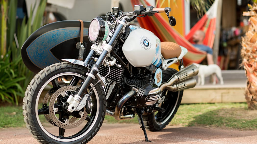BMW Concept Path 22 outside front 3/4