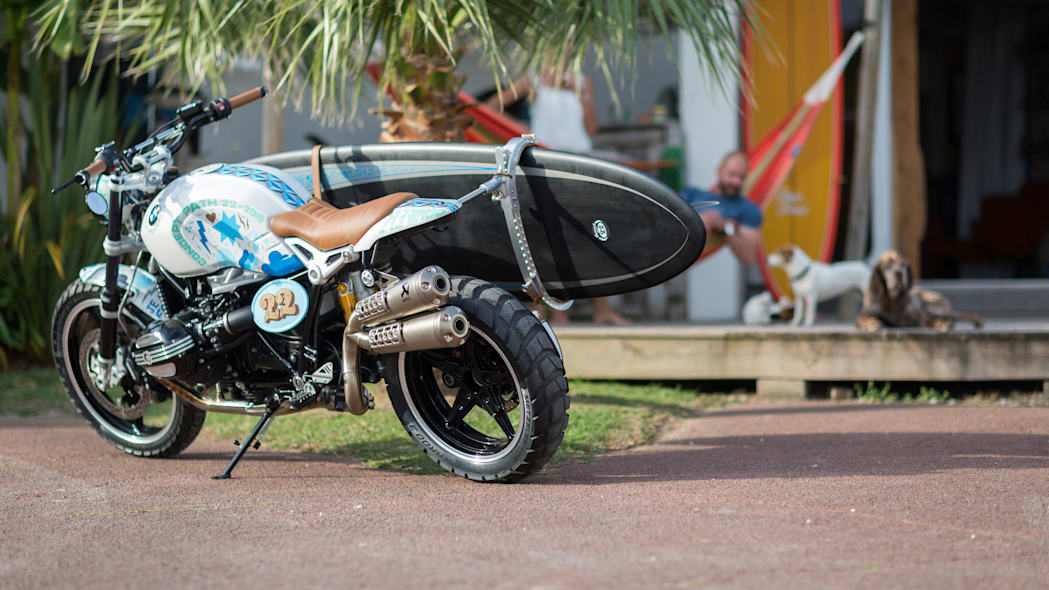 BMW Concept Path 22 outside rear side 3/4