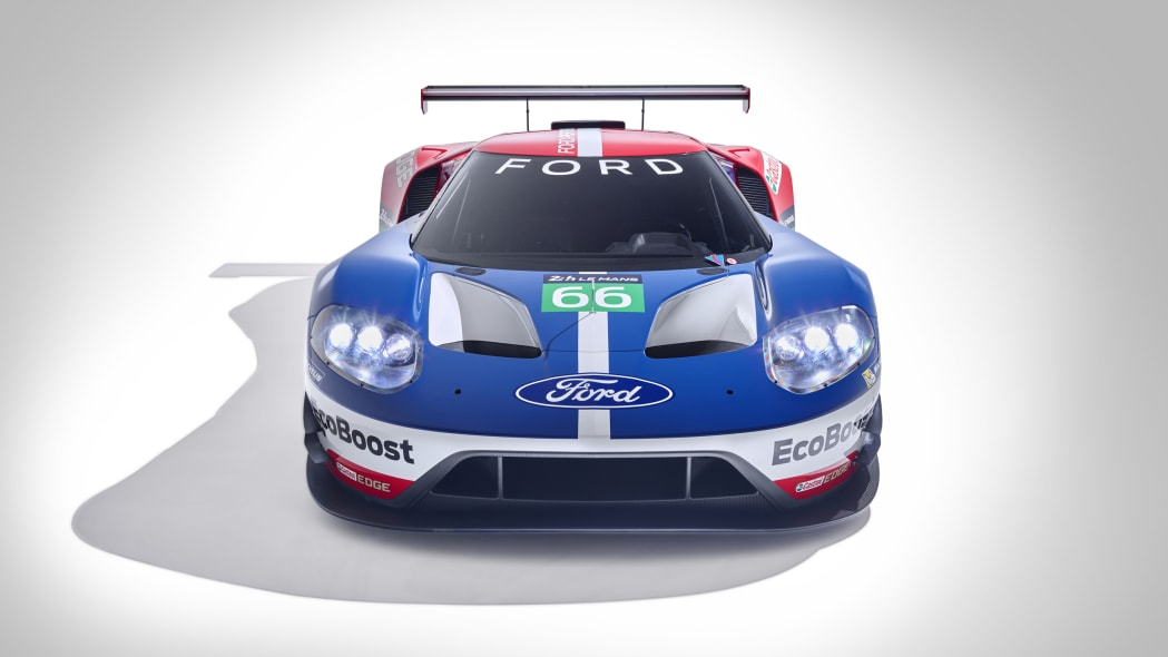 Ford GT LM GTE Pro front