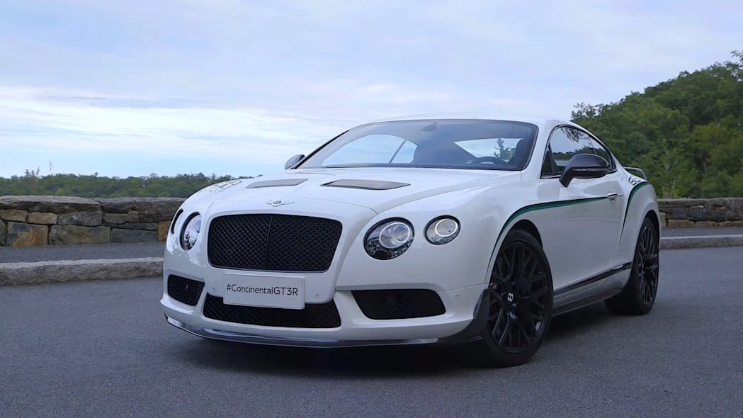 2015 Bentley Continental GT3-R First Drive