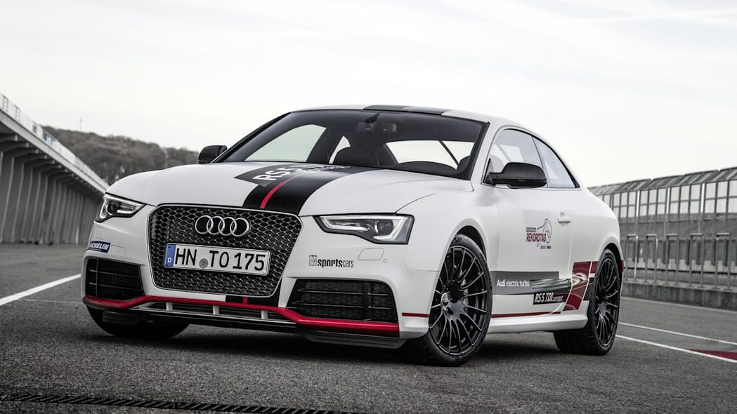 Audi RS5 TDI Competition Concept front 3/4