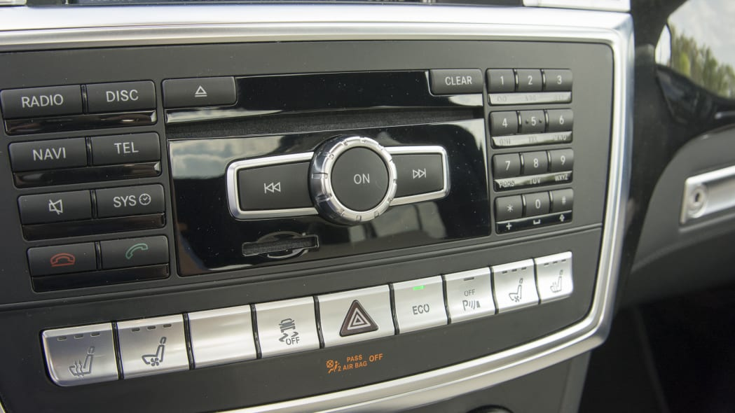 buttons ml400 mercedes eco seats