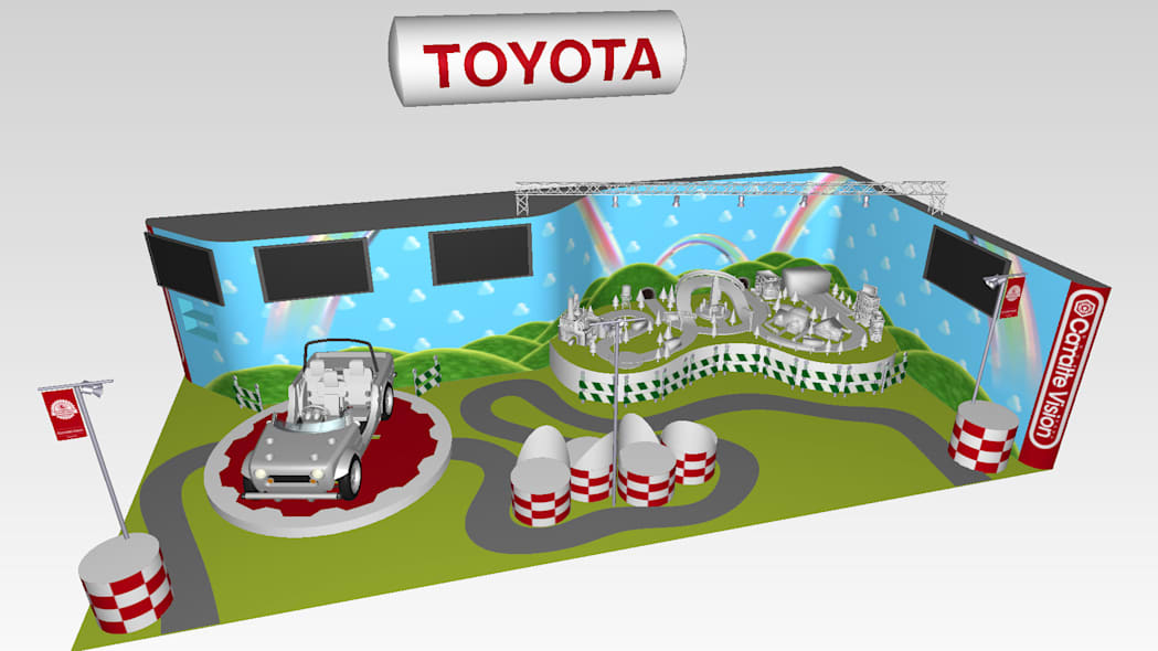 Toyota at 2015 Tokyo Toy Show