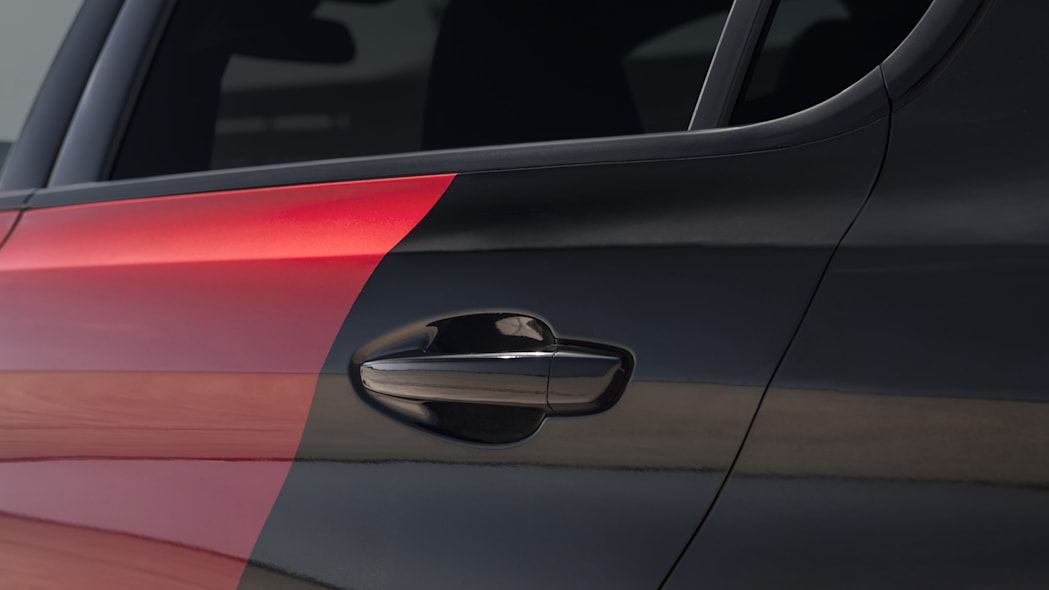 Peugeot 308 GTi rear door handle