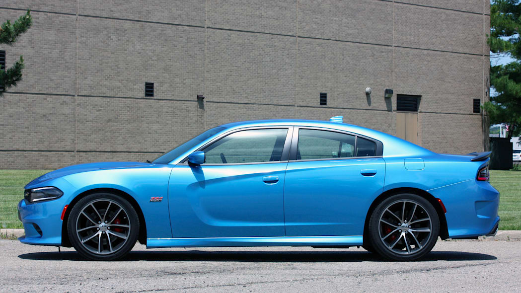 2015 Dodge Charger R/T Scat Pack profile